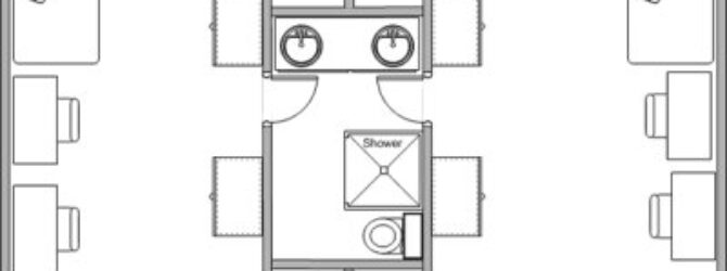 """All the Dorm Floor Plans You Could Ever Want or Need or: """"The Hitchhiker's Guide to Lee University"""" Companion Part I."""