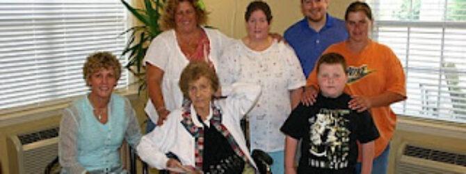 Thelma's 94th Birthday