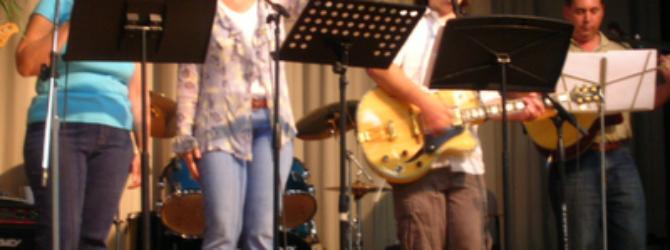 A Praise for the Praise Band