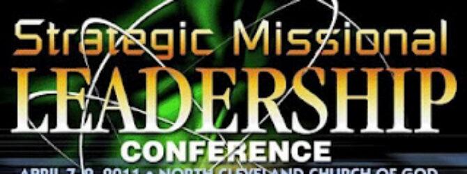 Strategic Missional Leadership Conference