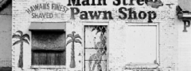 The Pawn Shop