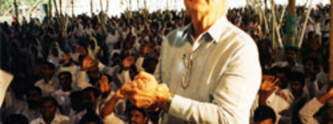 Historically a Missions-Minded Body, the Church Of God Still Gathers the Worldwide Harvest