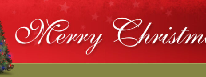 Merry Christmas from VOE