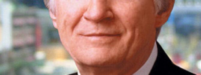 America's Prophet Has Passed Away