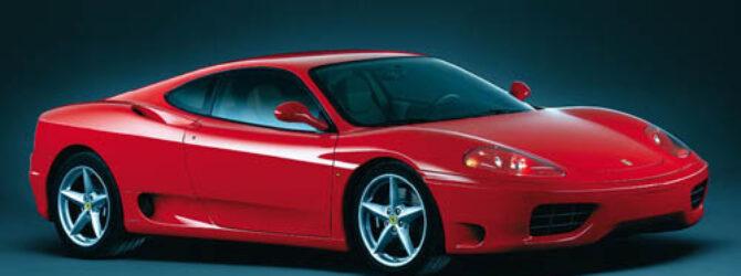 I'm a Ferrari 360