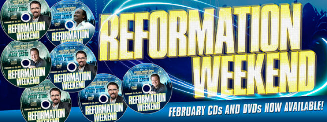 Reformation II CDs and DVDs