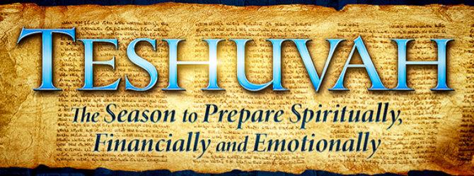 Teshuvah – Season of Answered Prayer