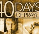 40 Days of Prayer to Change the Heart of a Nation Begins Sept. 28