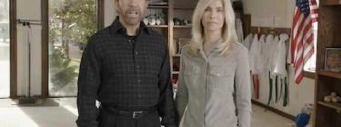 Chuck Norris – Warning for America! Make Sure Your Vote Counts!