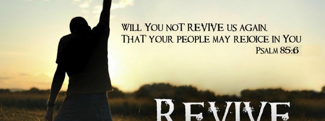 Revival Harvest Campaign 2012: Revival Must Go On…