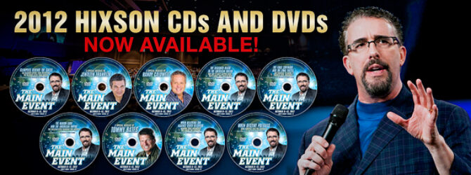 2012 Hixon CDs and DVDs
