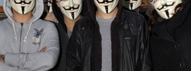 What is TYLER? Anonymous reveals details of its own 'WikiLeaks' project [12.12.12]