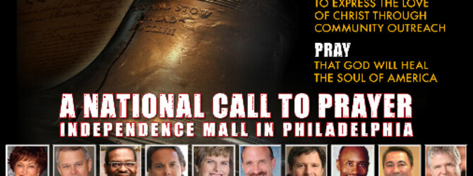 America for Jesus 2012