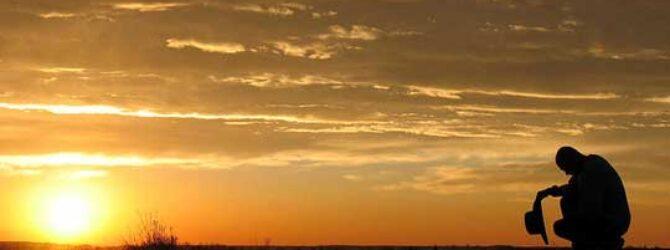 'Great Days of Prayer' WIll Continue Beginning October 7