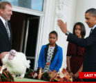 Turkey Pardoned by Prez Has Been KILLED!!!