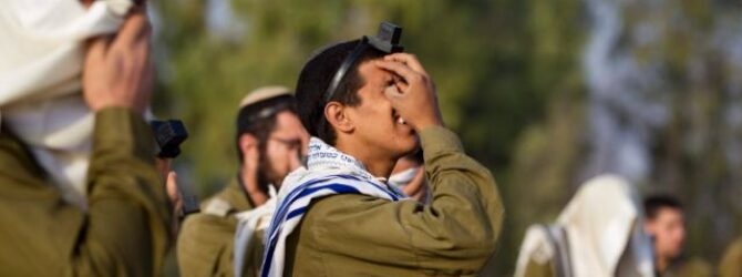 Fighting the Israel-Gaza war, praying to God for peace