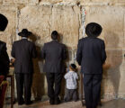 Call to Mass Prayer for Israeli Soldiers at Western Wall