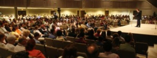 Is Attending Church All That Important?