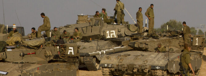 US, Britain Warn About Risks Of Ground Involvement in Gaza