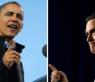 On final Sunday, Obama asks for more time, as Romney warns about further decline