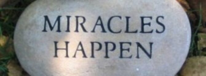 The Miracle Of Opportunity
