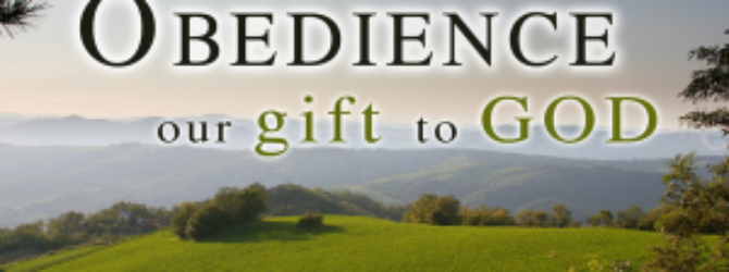 The Responsibility Of Obedience