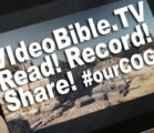 VideoBible.TV Read! Record! Share! #ourCOG