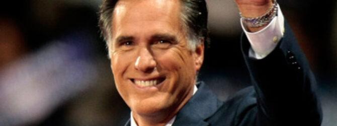 Why Mitt Romney Lost