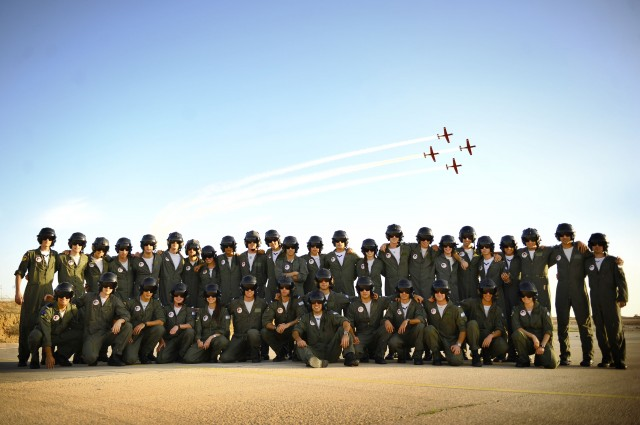 165th Course of Air Force Flight Academy Graduates