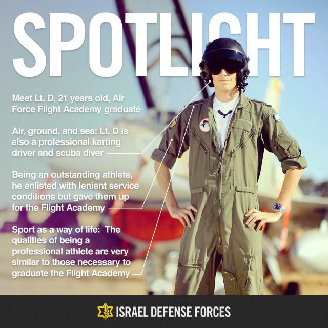 Soldier Spotlight: Lt. D