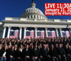 LIVE via #ourCOG Lee University at #INAUGURATION 2013