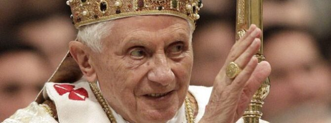 Pope's sudden resignation sends shockwaves through Church