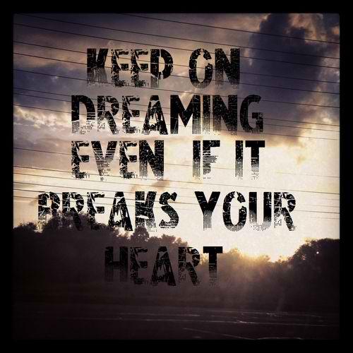 keep-on-dreaming