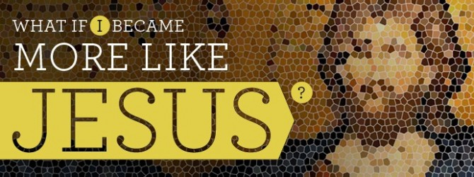 Tips to be More Like Jesus Online