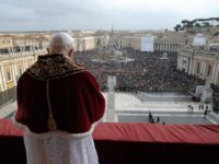 Pope Benedict resigned to avoid arrest, seizure of church wealth by Easter
