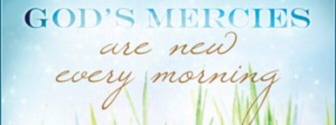 God's Mercies