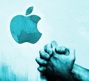 Apple-religion-praying[1]