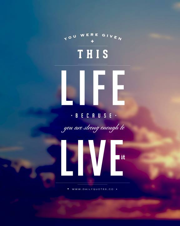 This LIFE...