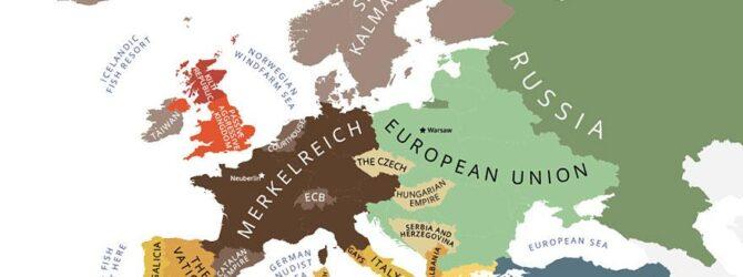 Is EU the Restored Roman Empire?