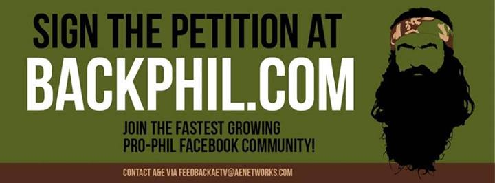 stand with phil