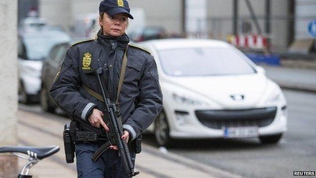 Copenhagen shootings