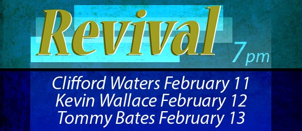 Revival Continues at South Cleveland Church of God