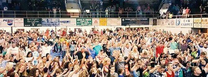 10-week-long Youth Revival  in Delbarton, WV
