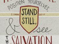 2017: 2 Chronicles 20:17