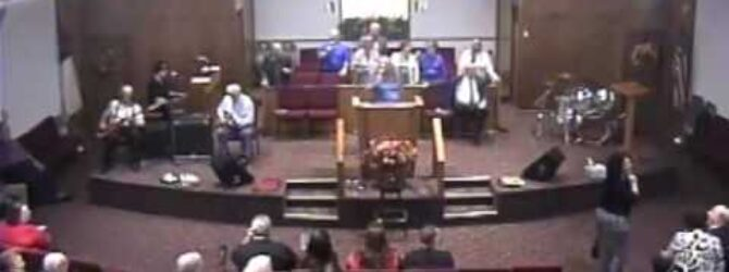 30-week-long Ringgold Church of God Revival with Evangelist Kevin White