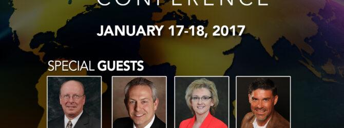 alCOG: Prayer Conference 2017
