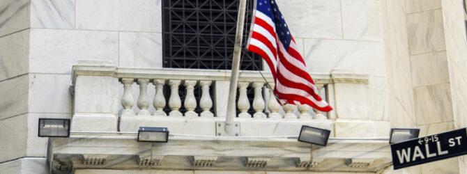 Dow Jones industrial rising above 20,000