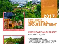 gaCOG: Ministers Retreat