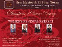 nmCOG: Women's Discipleship