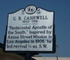 Pentecostal Apostle to the South GB Cashwell and the Dunn, North Carolina Revival of 1906